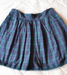 Springfield karirana suknja
