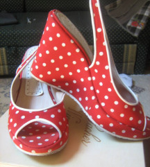 fornarina sandale 37