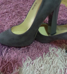 Sive cipele NOVO