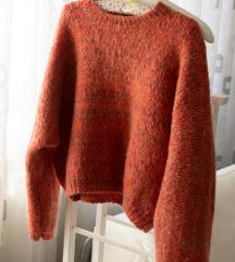Kropovani džemper