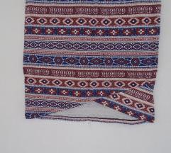 Nova Calliope pamucna suknja sa AZTEC motivima