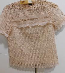 ZARA - NOVA elegantna bluza-košulja - S
