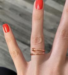 Cartier ekser prsten roze
