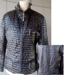 Animal print jakna