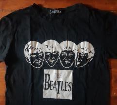The Beatles crna majica