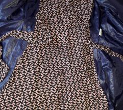 ELETTI haljinica print lanci,čipka