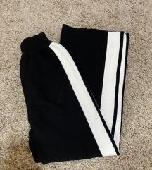 Pantalone crno bele