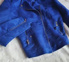 Nova plava jakna