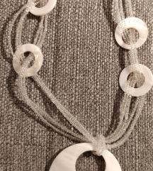 Sedef ogrlica letnja