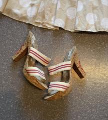 REPLAY papuce nanule na stiklu