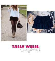𝐒𝐀𝐃𝐀 𝟏𝟗𝟗 -  Tally Weijl suknja , kao NOVO