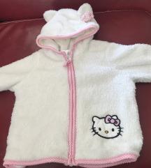 Jakna za bebu H& M Hello kitty 80 (9-12 m)