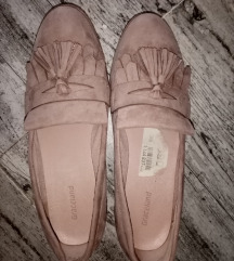 Roze espadrile-Graceland