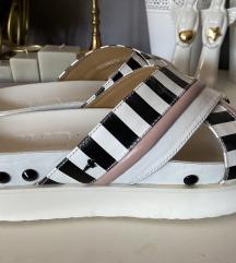 Sniz 3900 Cesare Paciotti kožne papuče, original