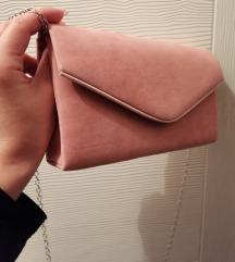Nova puder roze torbica