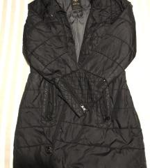 Strukirana jakna-mantil