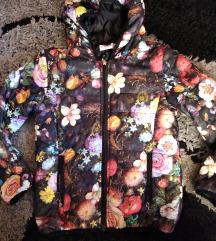 Cvetna jesenja jakna