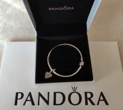 Original Pandora narukvica i privezak