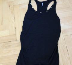Crna majica KOCKICE