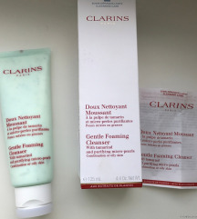 Clarins Gentle Foaming Cleanser 125 ml