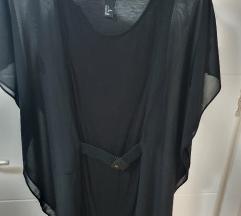 Crna svečana haljina H&M