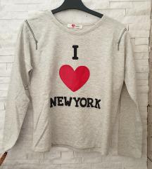 REZ NOV Koton duks I ❤ New York