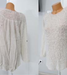 D & F ITALY džemper tunika vel. M