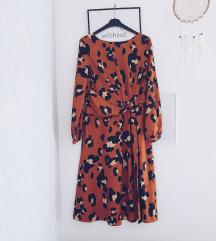 Nova haljina - leopard print