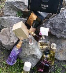 11 parfema Armani puder +novcanik