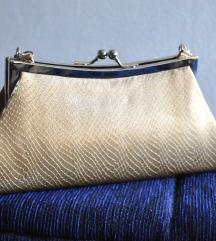 Elegantna torbica zmijska koza