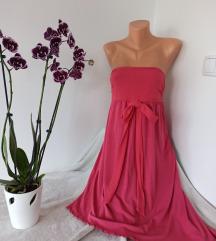 Viskozna top haljina vel 38