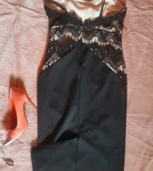 Svecana haljina sa cipkom