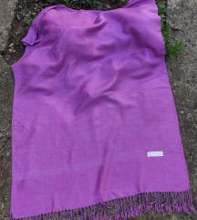 NOVA carobna esarpa  svila-viskoza 210 x 70 cm