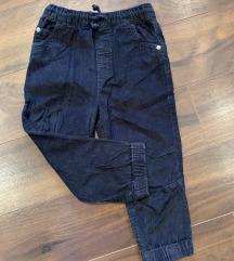 Somotske pantalone za decaka, 2 godine