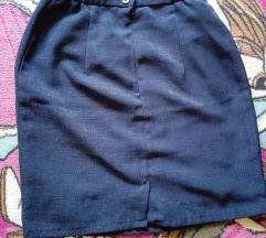 Duboka teget suknja SNIŽENO