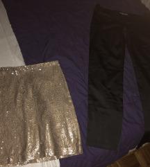 pantalone i suknja