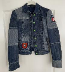 Teksas jakna Made in Italy