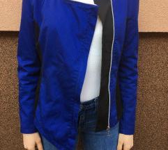 Plava jaknica sako