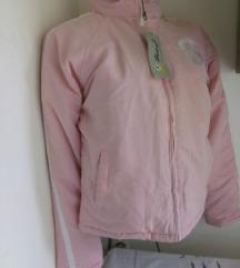 Nova Hua Li roze jakna M