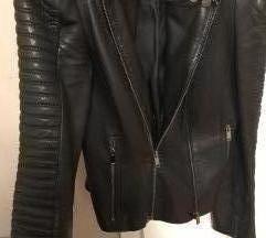 Mona kožna jakna