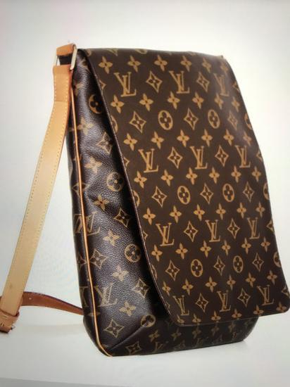 Louis Vuitton Postman bag