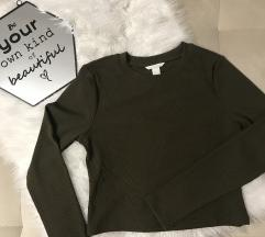 H&M NoVa Crop Top bluza