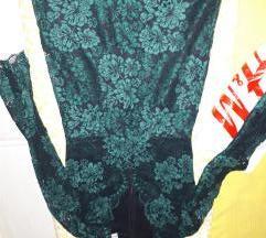 H&M NOVA cipkasta haljina