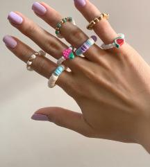 Set prstenja NOVO