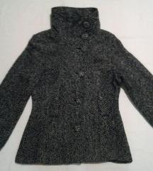 SNIŽENOOO! H&M vuneni kaput,Nemacka/M.