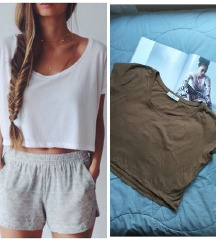 Zara crop top NOVO!