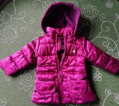 Ženska dečija jakna 12M