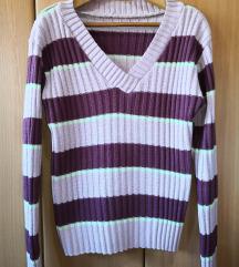 Džemper na pruge M