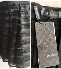 Cameleon, lepršava, crna suknja, M