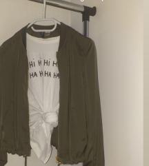 Bomber svilena jaknica snizenaaaa!!!